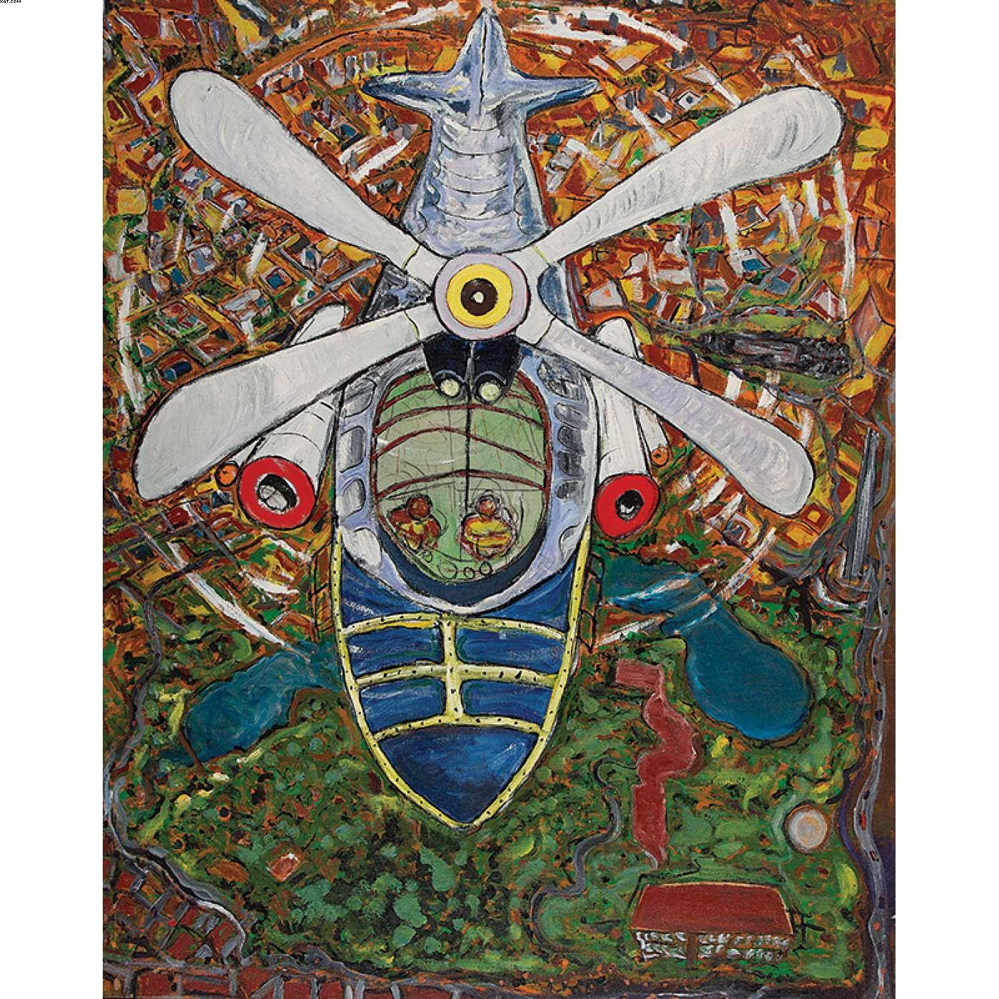 Helicóptero - Luiz Hermano - Luiz Hermano Façanha Farias