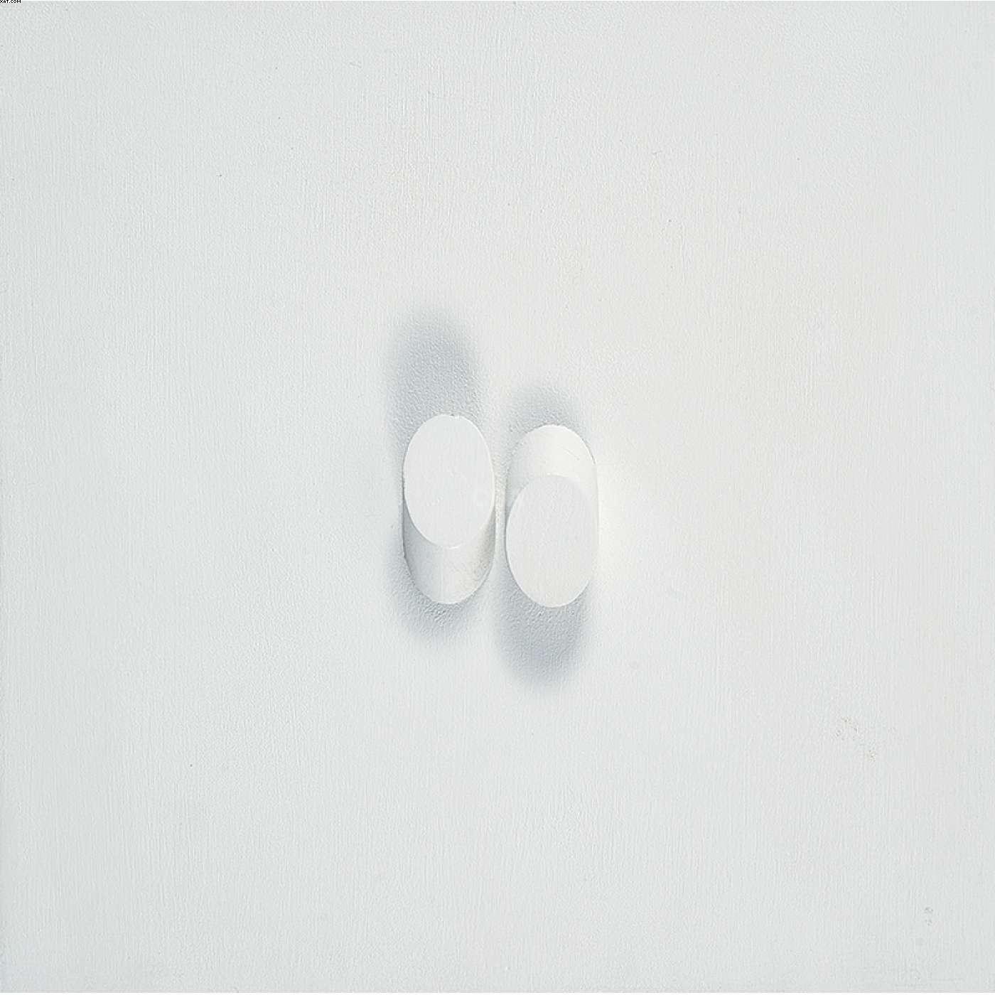 Convite da exposição na Galeria Collectio - Sérgio Camargo - Sergio Camargo