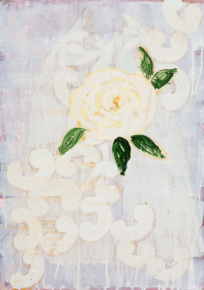 Rosa Branca - Beatriz Milhazes