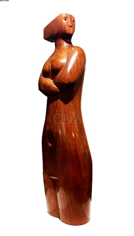 Figura Feminina - Vasco Prado