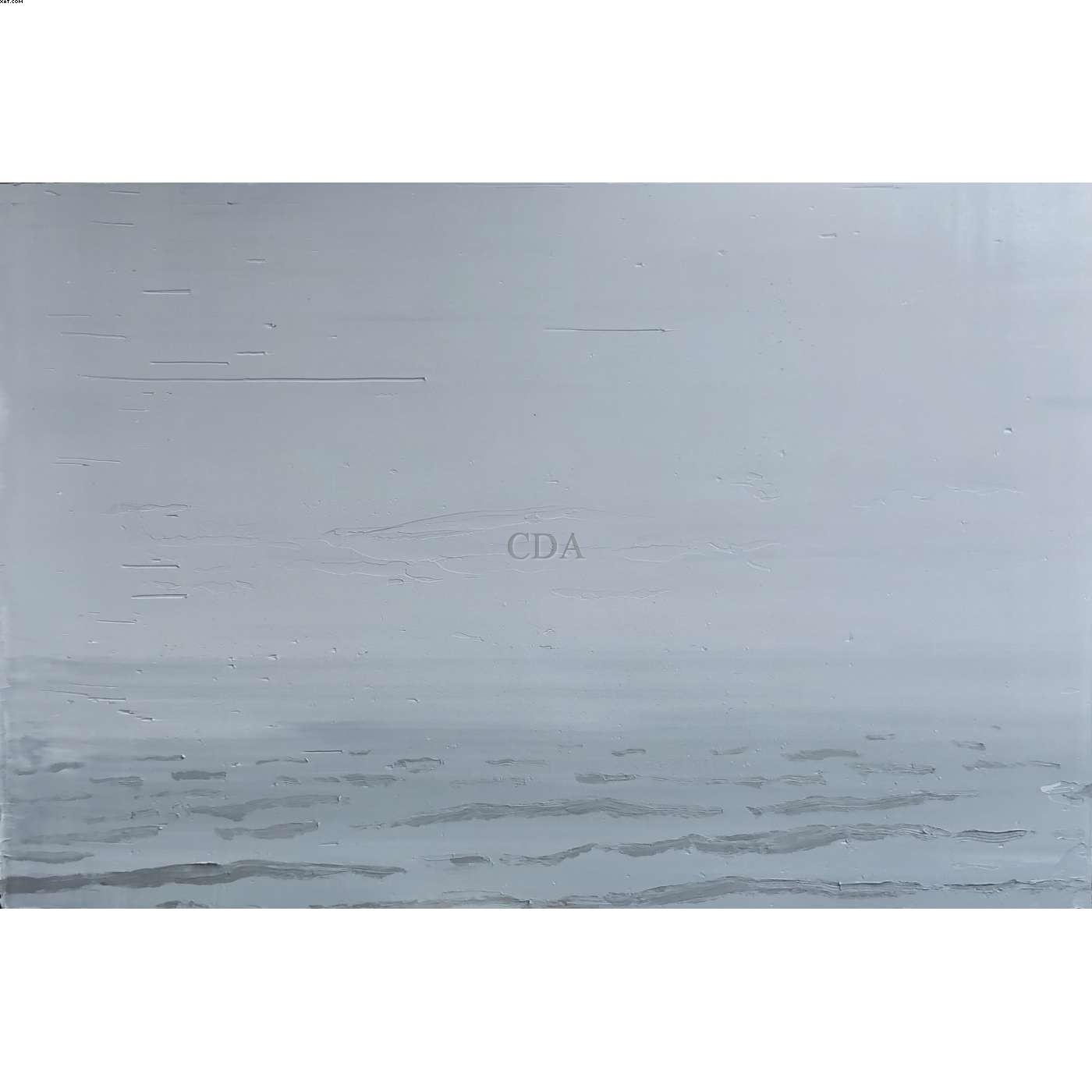 Neblina s/ lago - Rodrigo Andrade