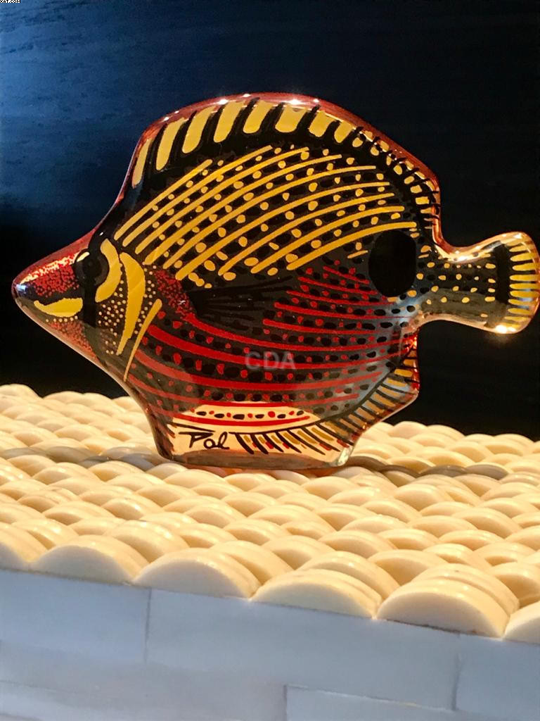 Peixe  - Abraham Palatnik - Abraão Palatnik - Abraao Palatnik