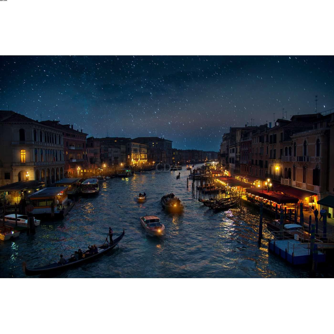 Noite em Veneza Plate 01 - Betina Samaia
