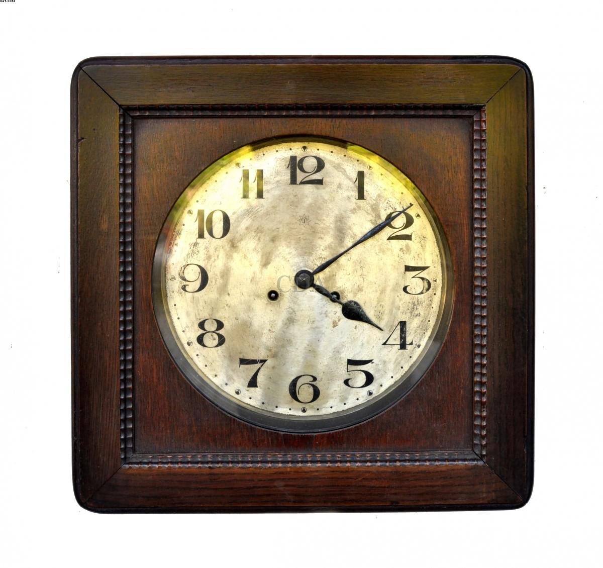 Antigo relógio alemão  -