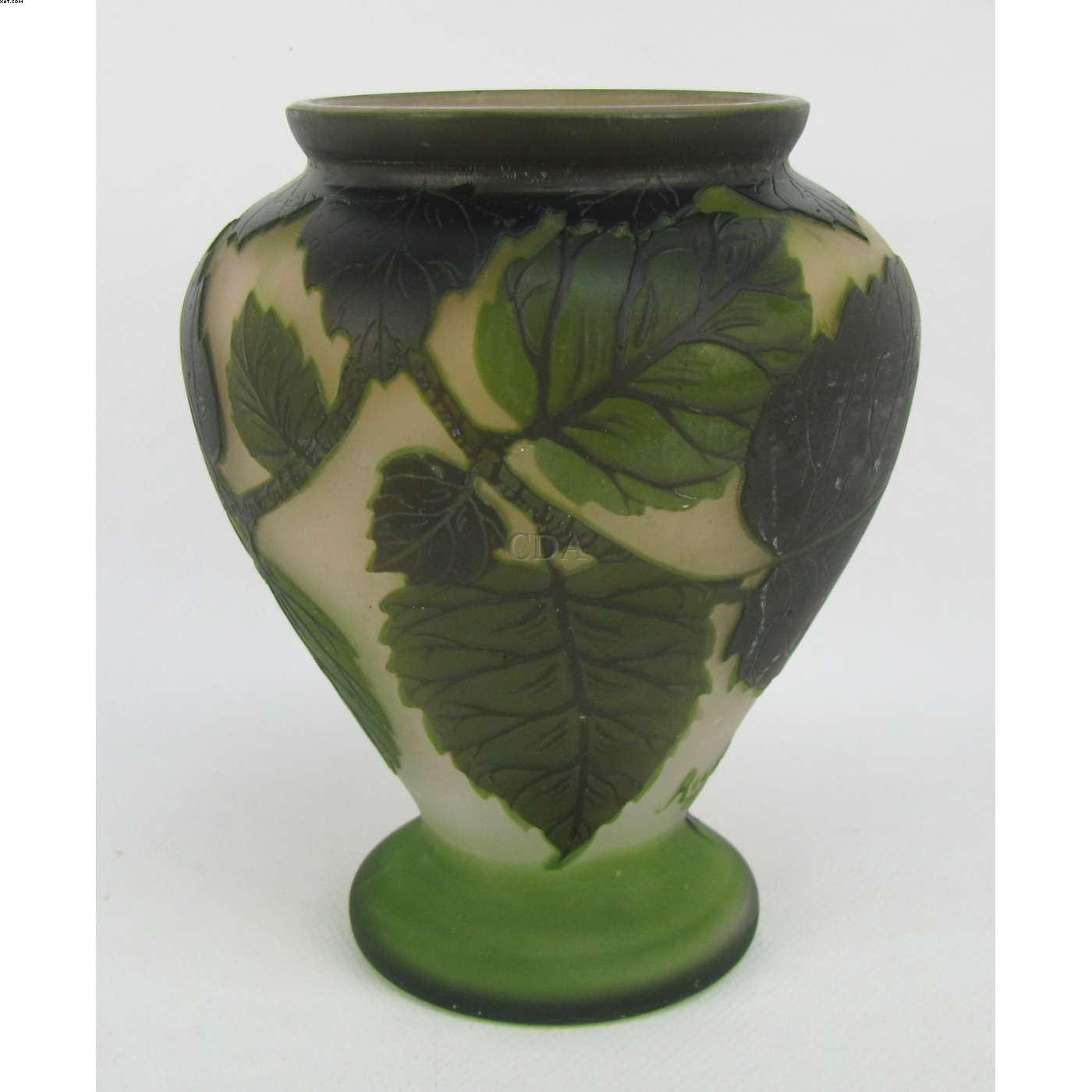 Vaso francês de coleção
