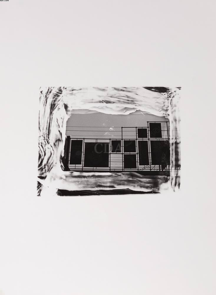 Sobras - Abstrato - Geraldo de Barros