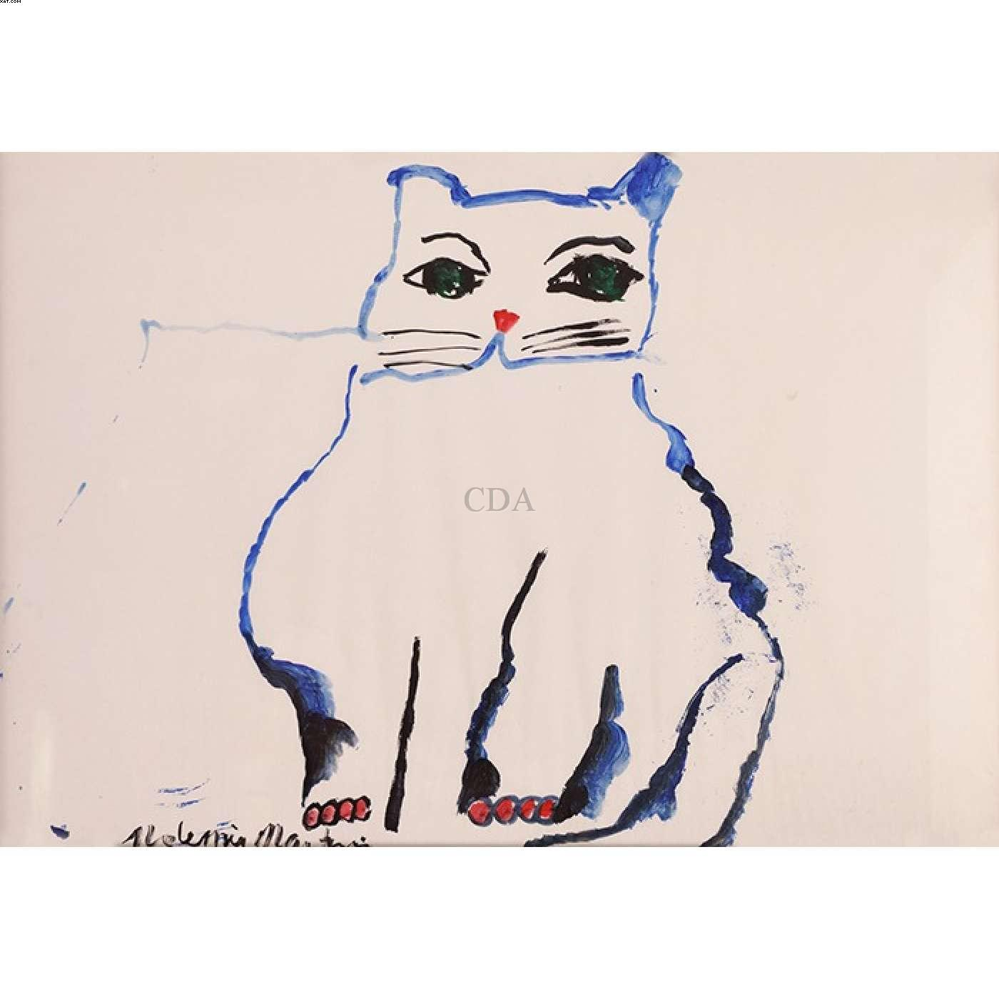 Gato  - Aldemir Martins