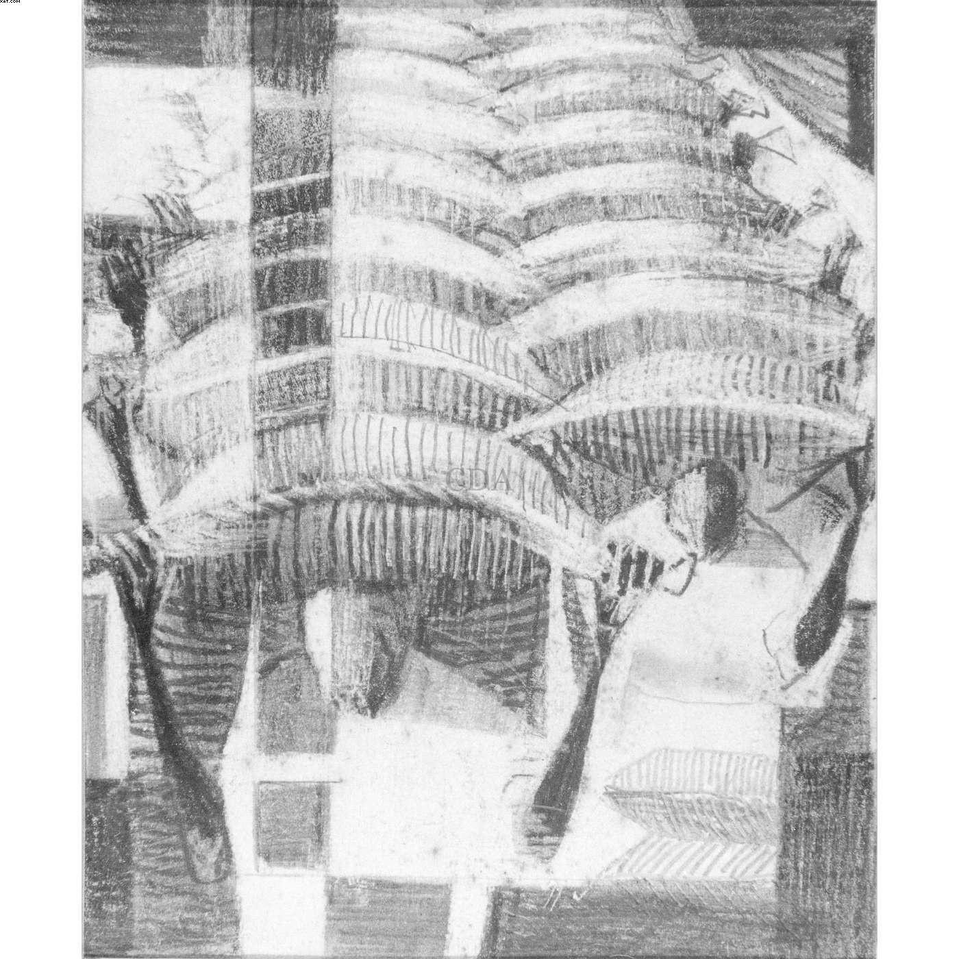 Tranporte de café  - Candido Portinari (1903-1962)