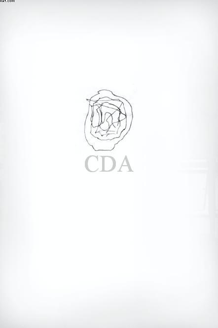 Desenho de caderno - Laura Vinci - Maria Laura Vinci de Moraes