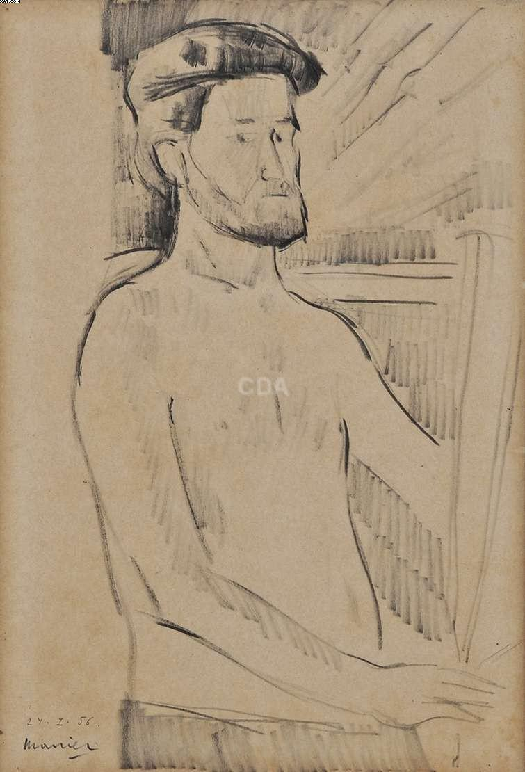 Auto-retrato - Emeric Marcier