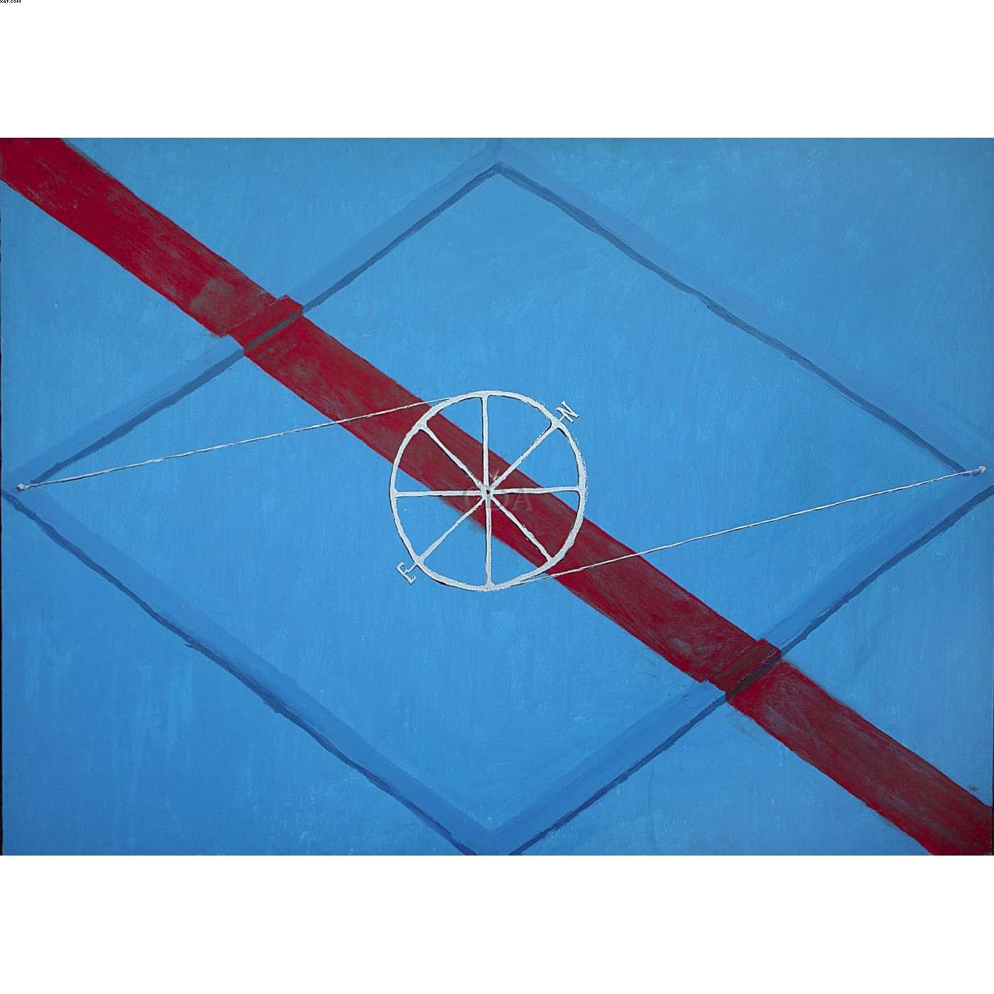 Losango azul - Emmanuel Nassar - Emmanuel da Cunha Nassar