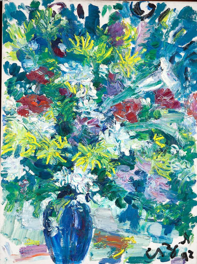 Vaso de flor - Antonio Helio Cabral - Antonio Cabral