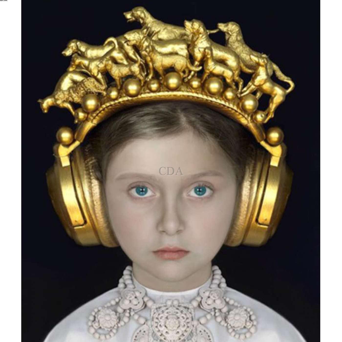 Menina 4  - Adriana Duque