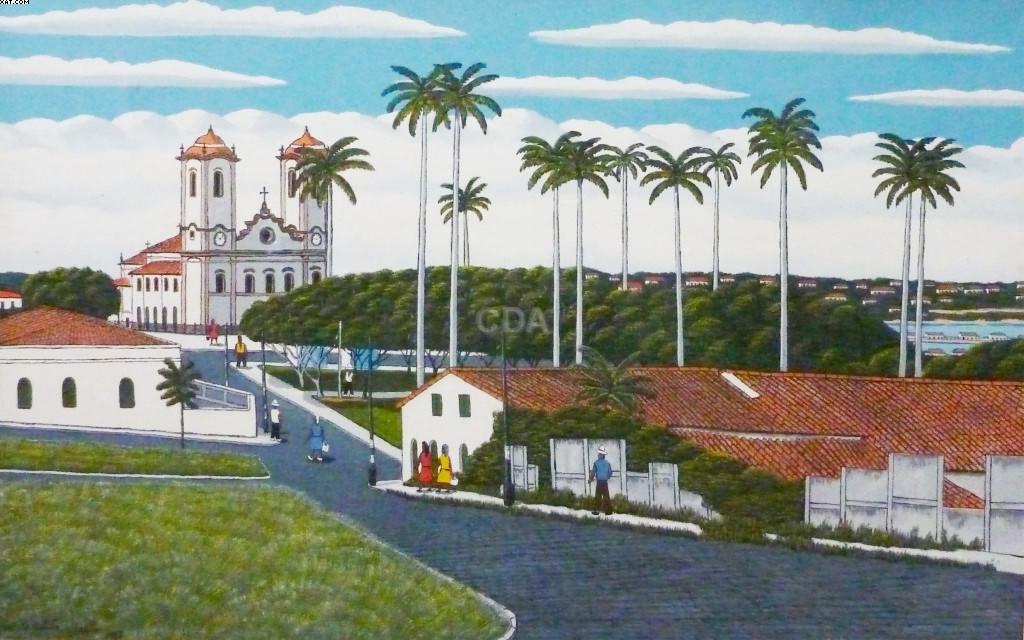 Igreja do Bonfim - Agostinho Batista de Freitas (1927-1997)