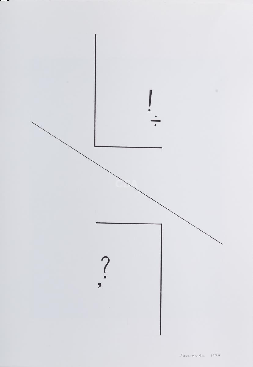 Poema visual - Almandrade