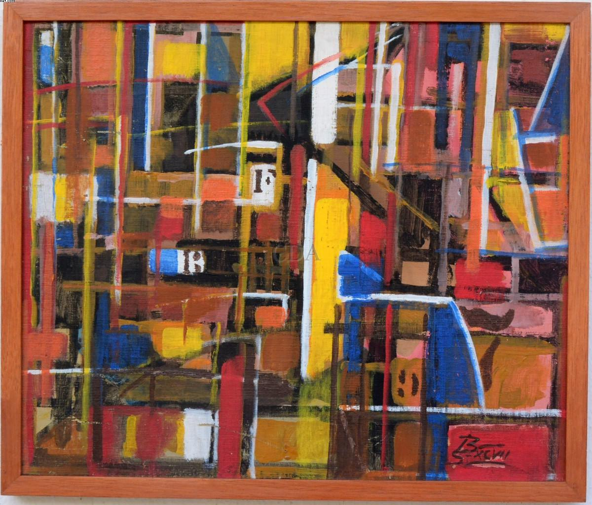 Construtiva - Benjamin Silva