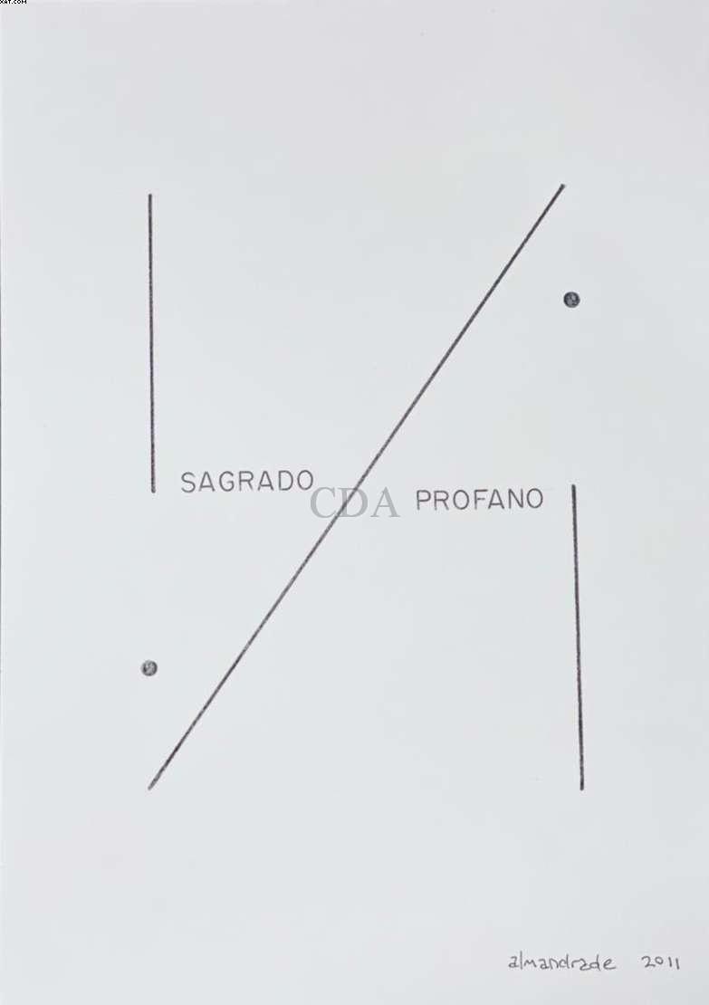 Sagrado/Profano - Almandrade