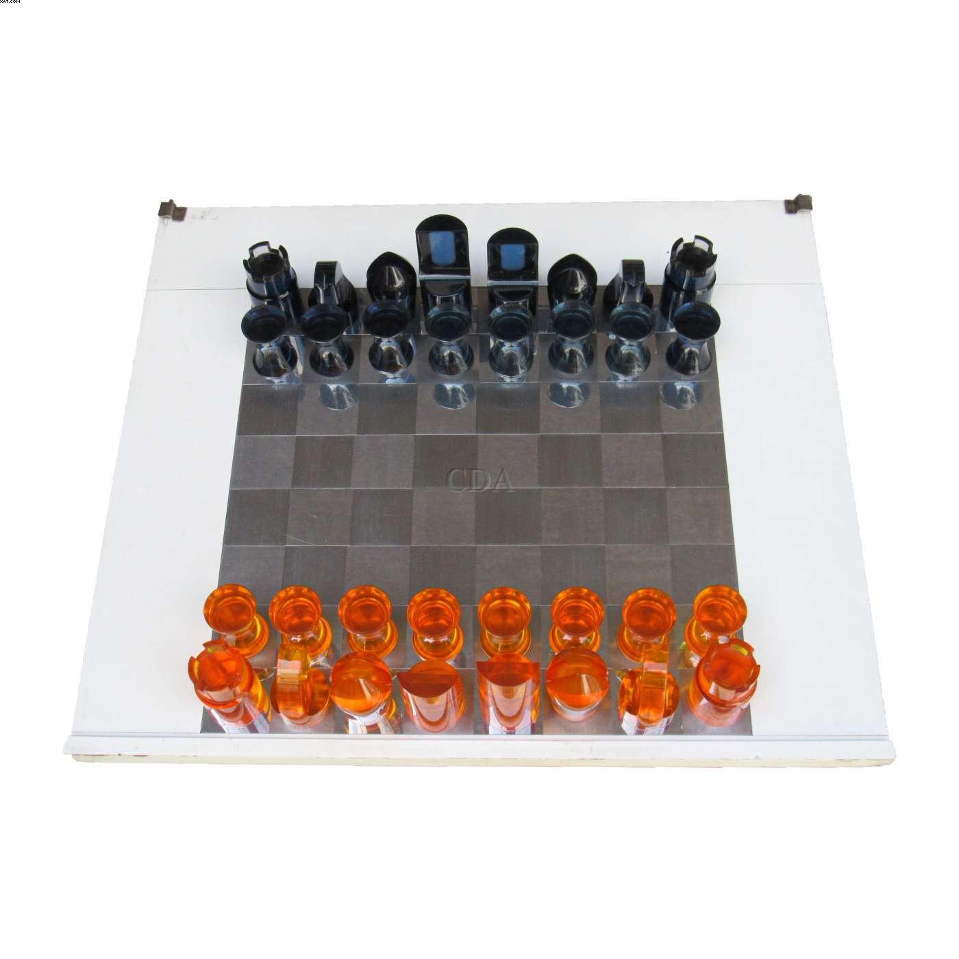 tabuleiro de xadrex - Aldemir Martins
