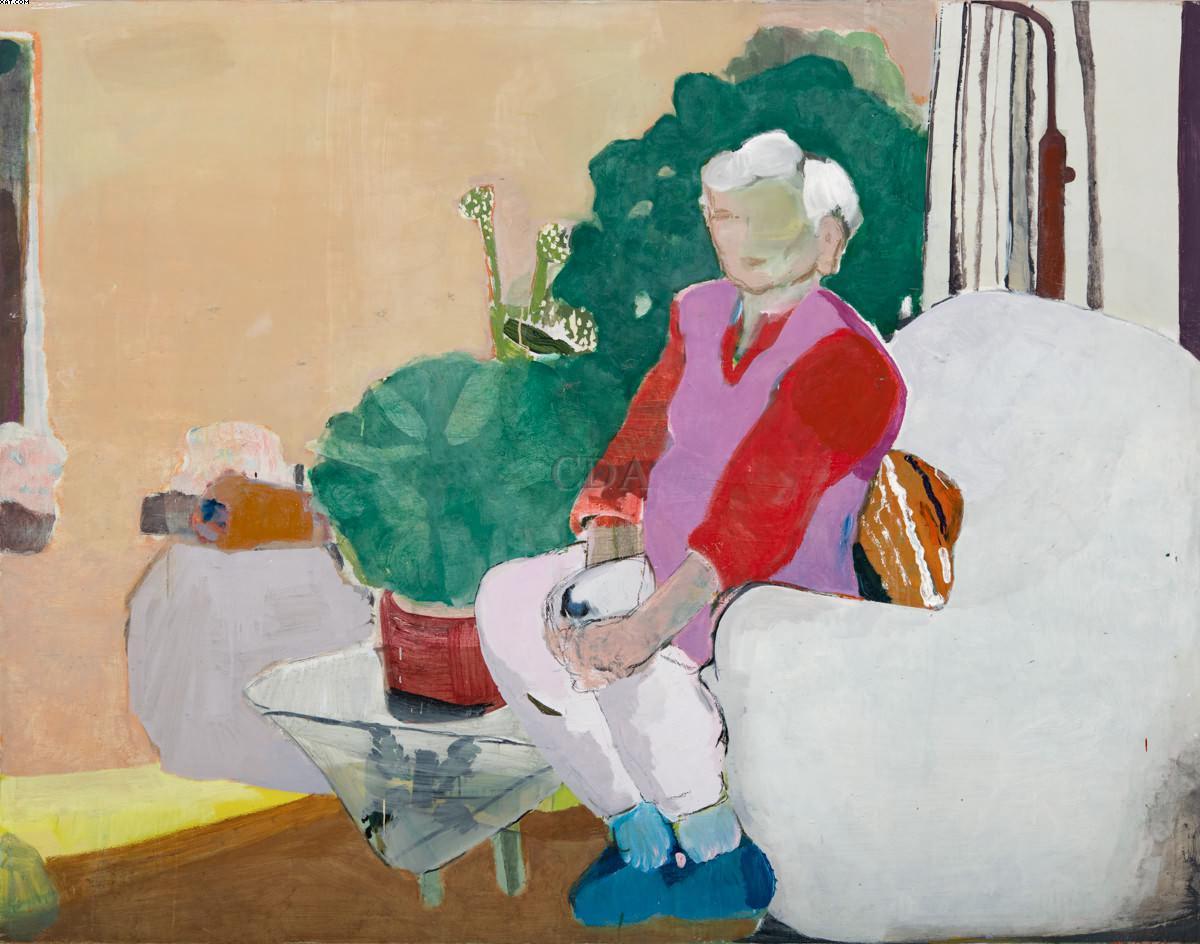 Sogra e plantas  - Cristina Canale