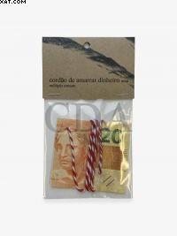 Cordão de Amarrar Dinheiro - Martinho Patricio - Martinho Patrício Leite