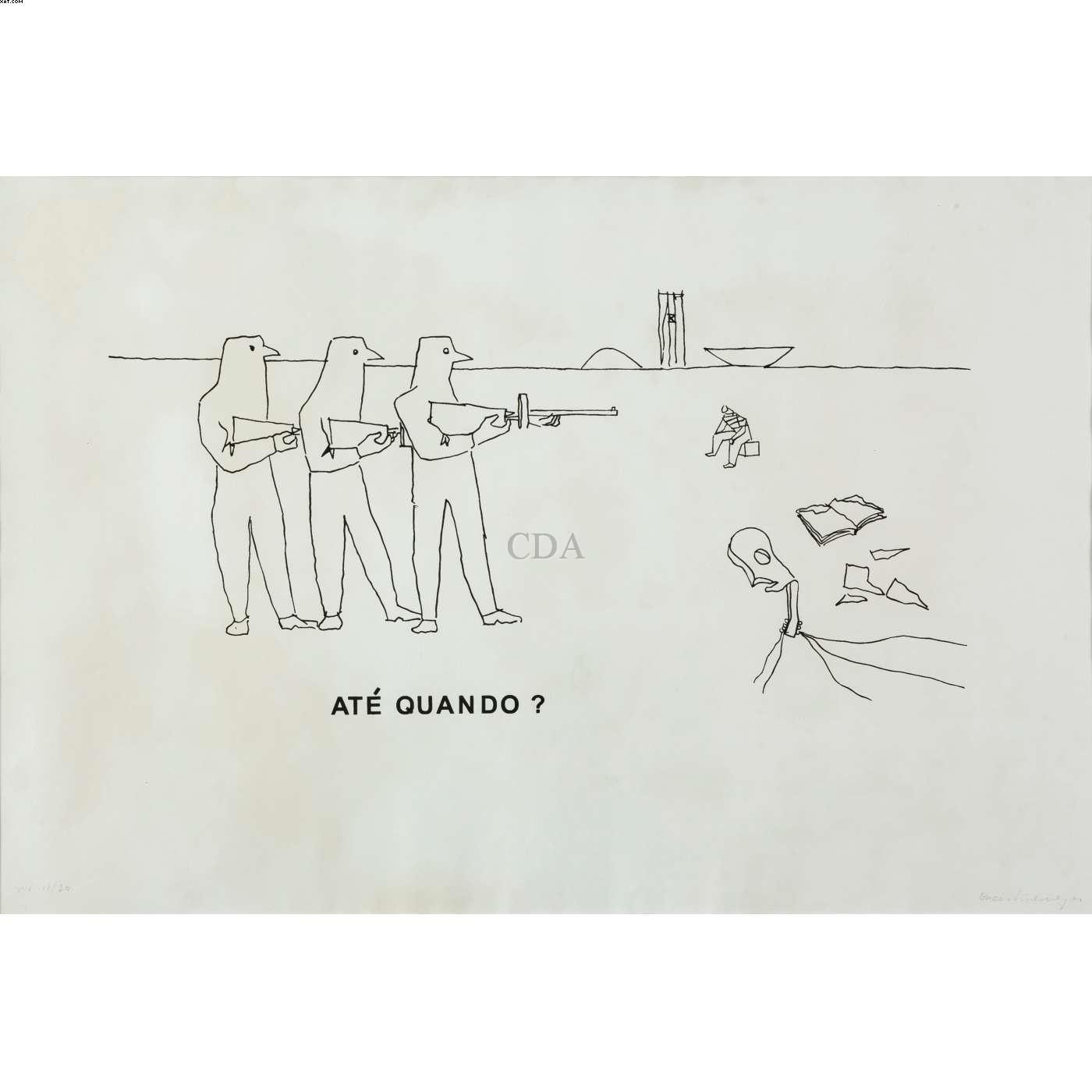 Até quando? - Oscar Niemeyer