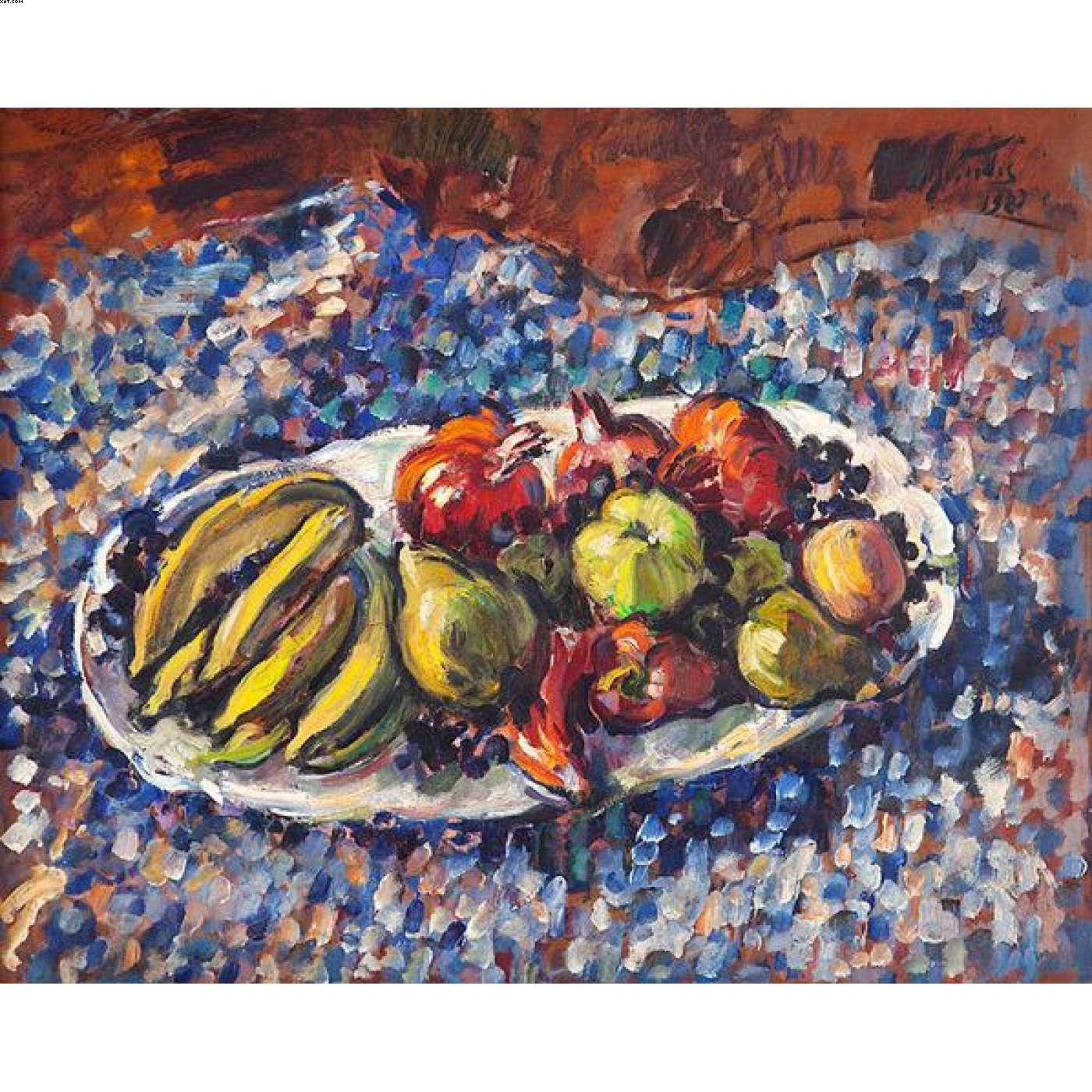 Frutas  - Sergio Telles