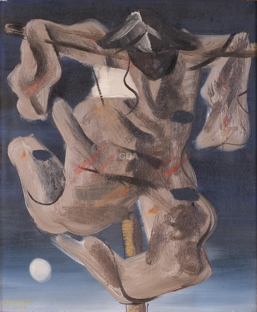 Espantalho - Candido Portinari (1903-1962)