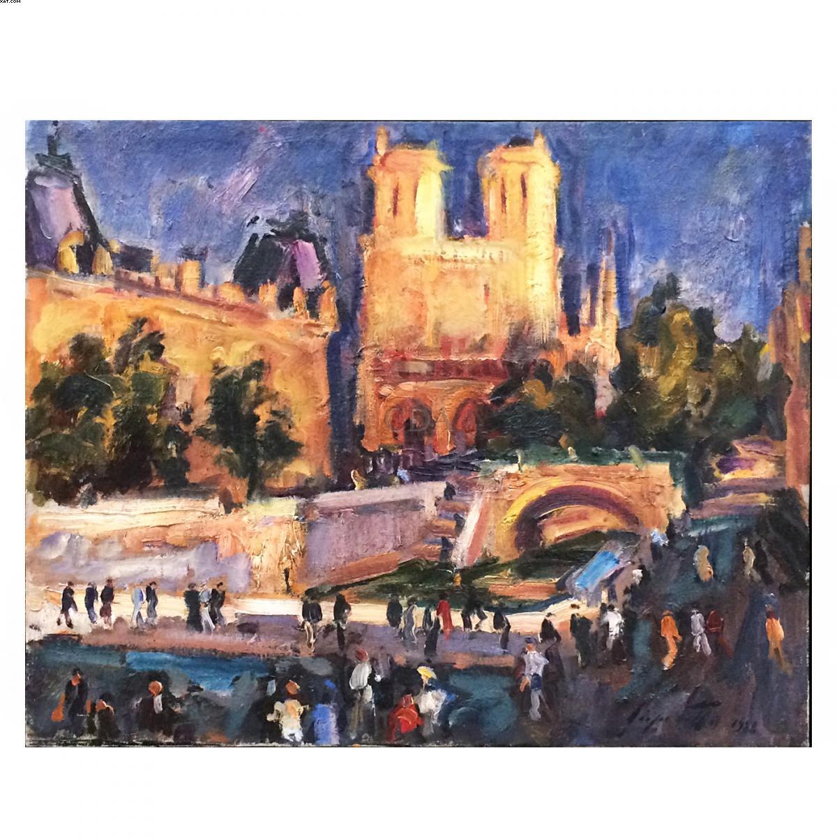 Notre Dame - Sergio Telles