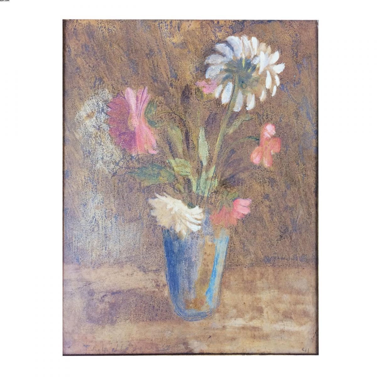 Flores - Francisco Rebolo Gonsales - Rebolo
