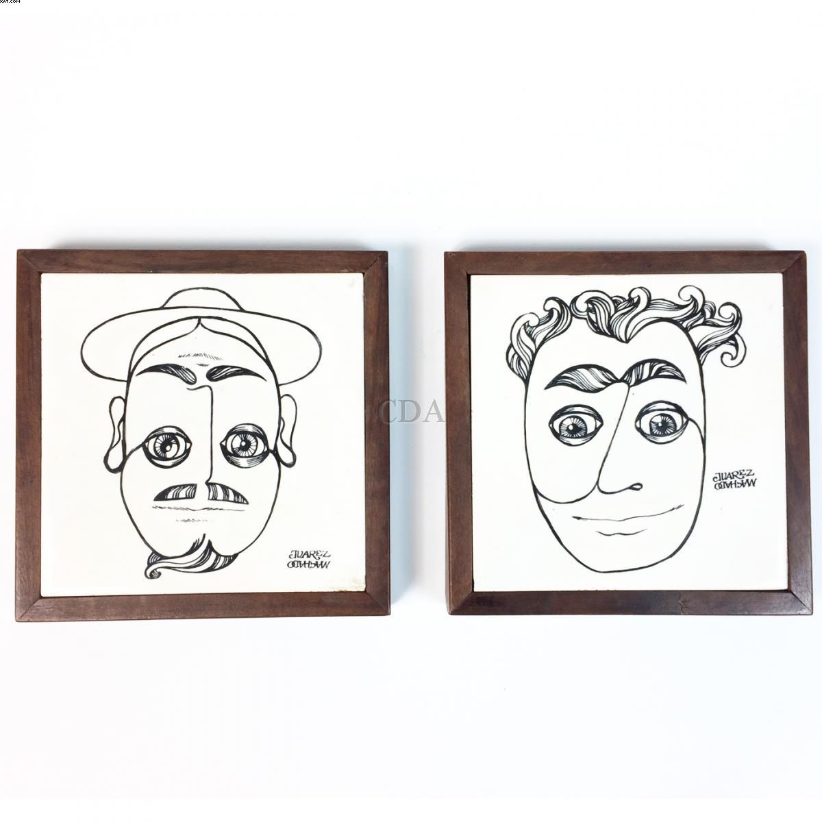 Figuras Masculinas - Juarez Machado