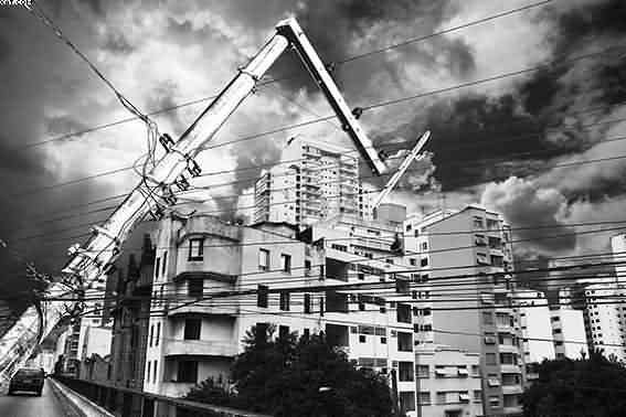São Paulo vista pelas bordas, pelas fugas - Katia Lombardo