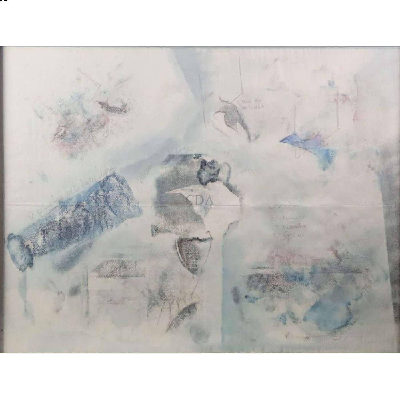 Abstrato - Nelson Leirner