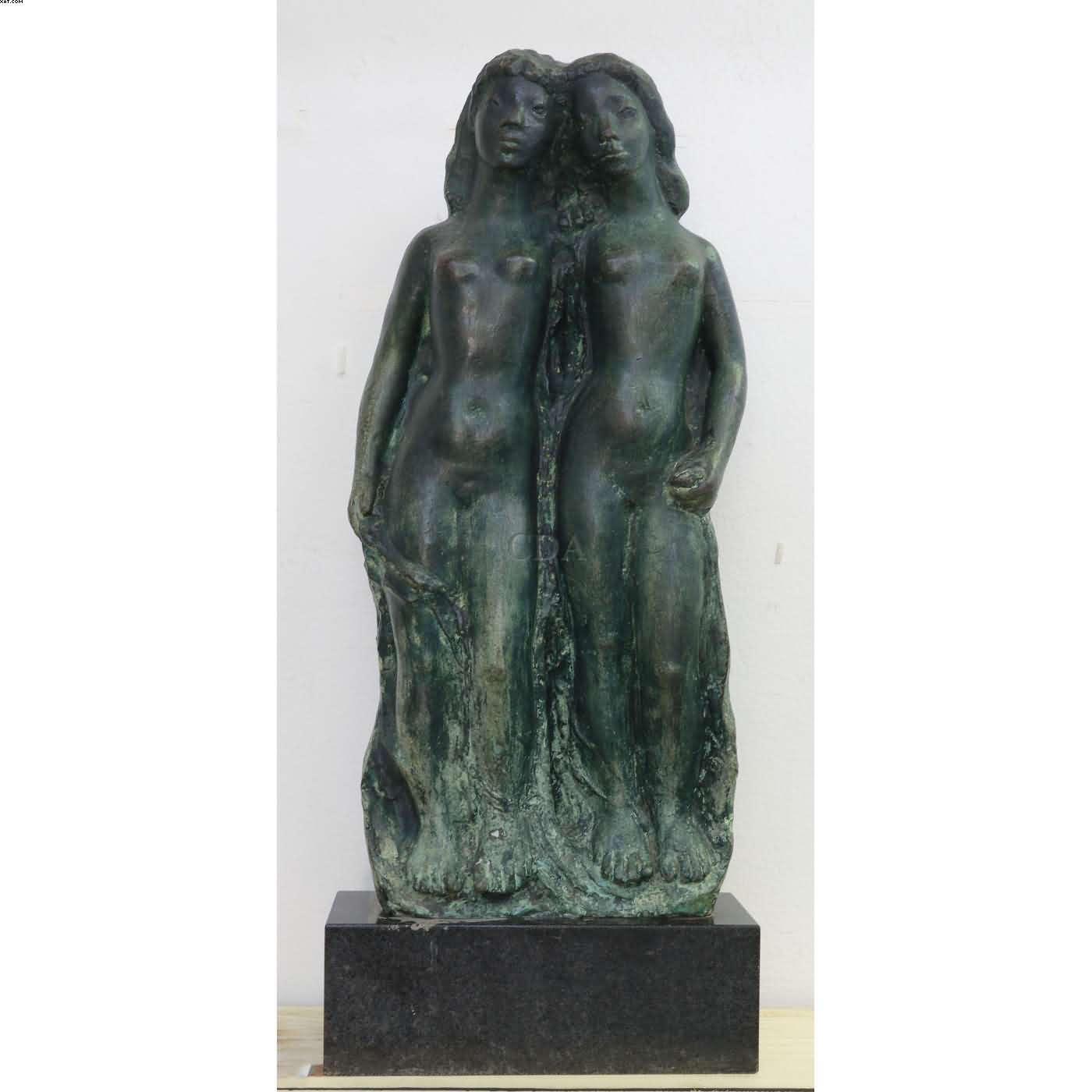 Duas Irmãs - Bruno Giorgi