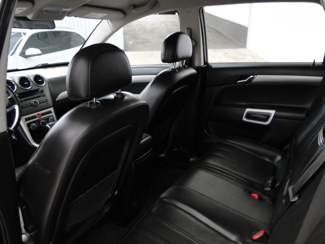CAPTIVA SPORT V6 FWD - 2011/2012 - PRETA 13