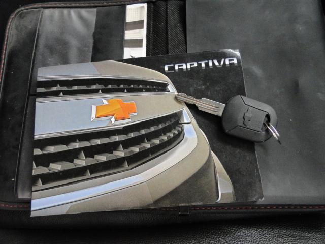 CAPTIVA SPORT V6 FWD - 2011/2012 - PRETA 15
