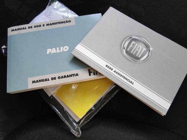 PALIO ELX 1.0 FLEX - 2008/2008 - PRETA 15