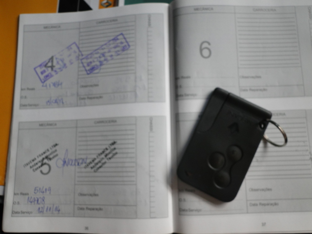 MEGANE GRAND TOUR DINAMIQUE 1.6 16V - 2011/2012 - CINZA 15