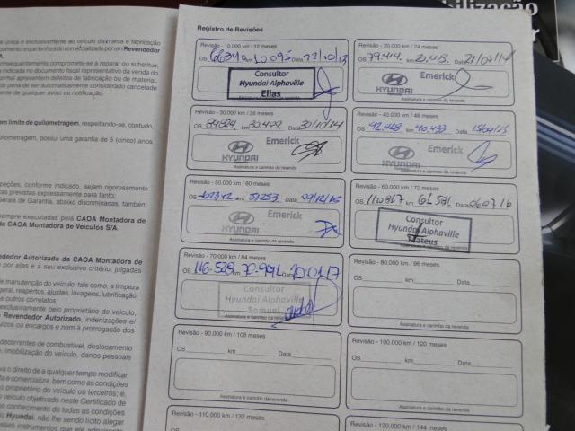VERA CRUZ 3.8 V6 - 2011/2012 - PRATA 15