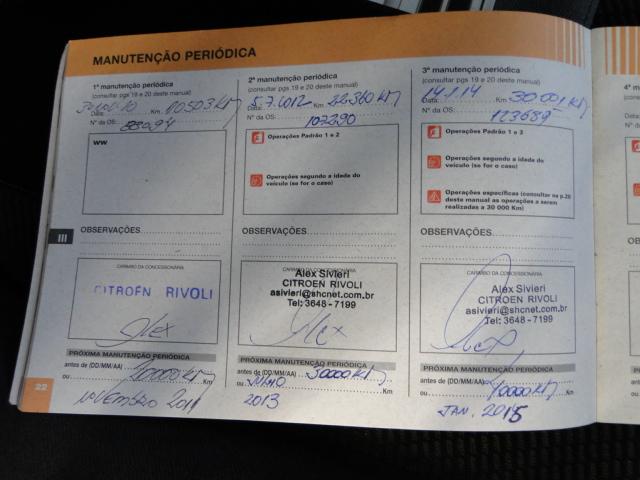 C4 GLX 2.0 AUT - 2009/2010 - PRETO 15