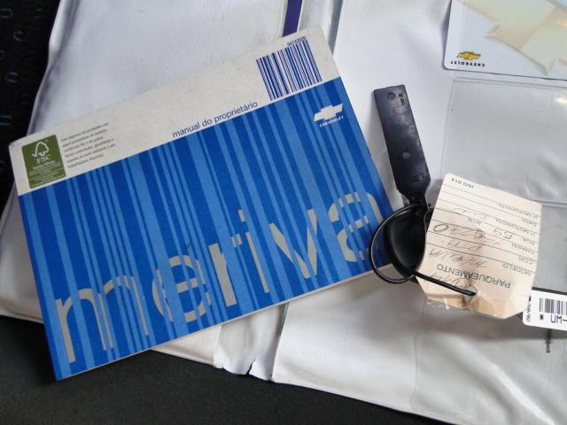MERIVA MAXX 1.4 FLEX - 2009/2010 - PRATA 15