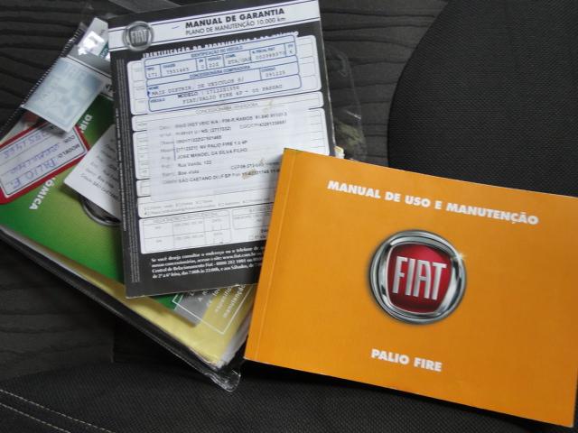 UNO WAY 1.4 FLEX 4PTS - 2011/2012 - PRETA 15