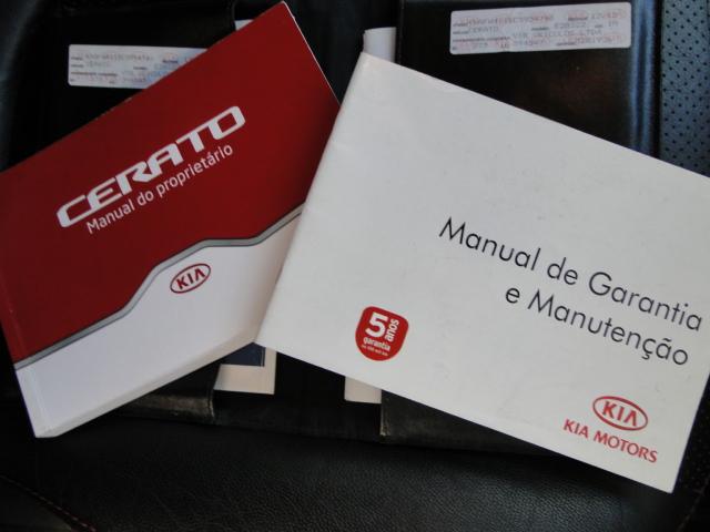 CERATO SX3 1.6 AUT. - 2012/2012 - CINZA 15