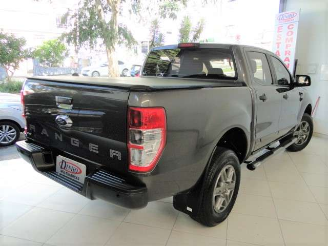 RANGER XLS 2.5 CD 4X2 - 2018/2018 - CINZA 3