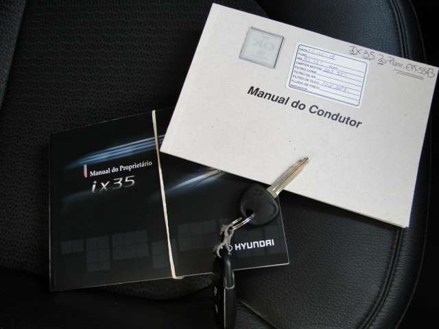IX35 GLS 2.0 - 2010/2011 - PRATA 15