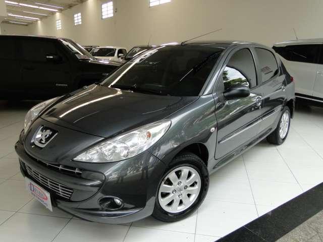 207 XR S 1.4 - 2011/2012 - CINZA 1