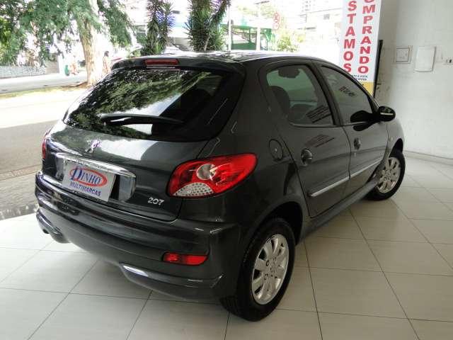 207 XR S 1.4 - 2011/2012 - CINZA 3