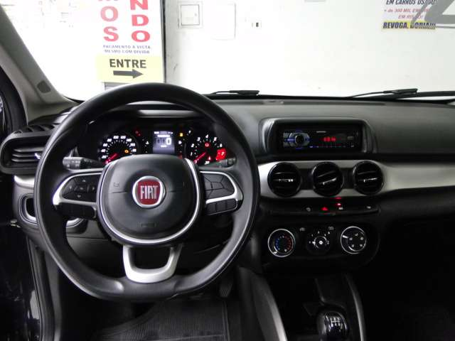 ARGO DRIVE 1.0 - 2018/2018 - PRETO 5