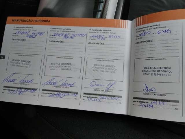 C4 LOUNGE 1.6 THP EXCLUSIVE - 2013/2014 - BRANCA 13