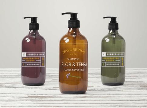 Higiene, limpeza e cosméticos
