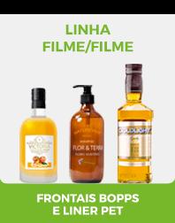 Nova linha de produtos Colacril com frontais BOPPs e liners PET
